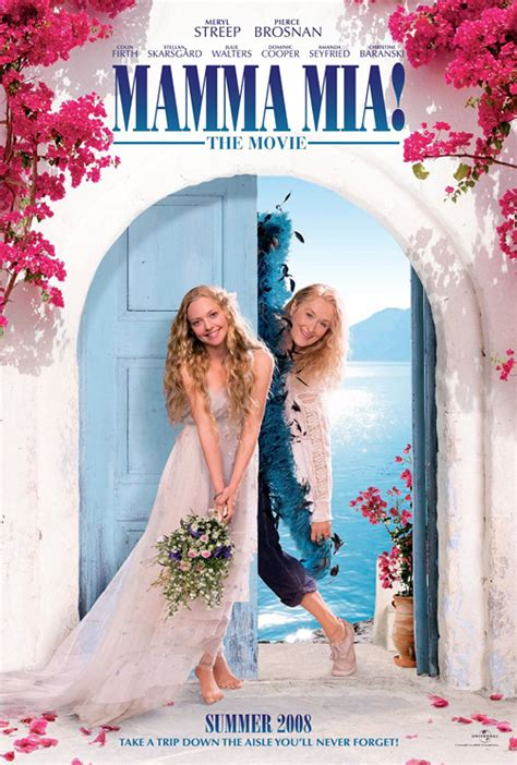 Brand New Mamma Mia! Trailer Debuts   FirstShowing