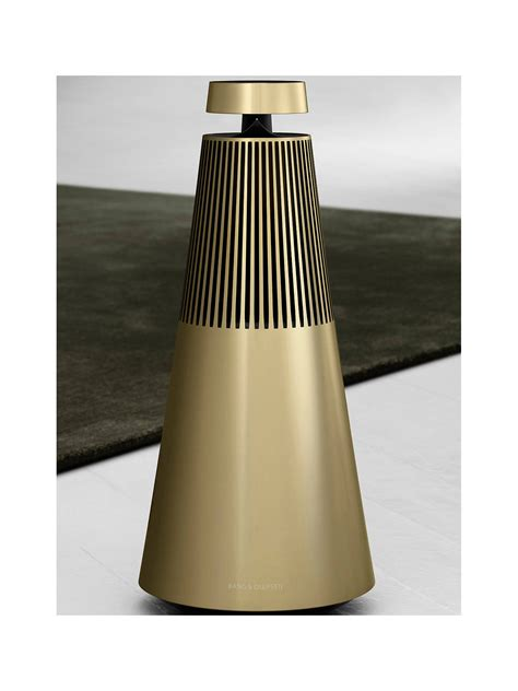 Bang & Olufsen BeoSound 2 Smart Speaker with the Google
