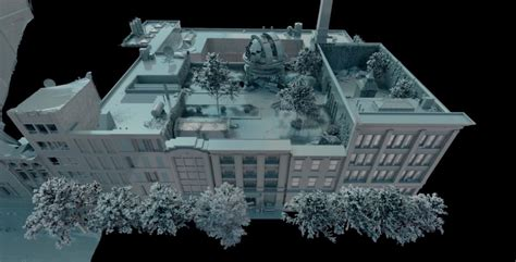Making of The Umbrella Academy by Spin VFX