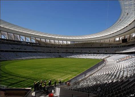 CBBC - Newsround - In pictures: 2010 World Cup stadiums