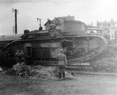 The French Char 2C | Aviation and Military History Blog