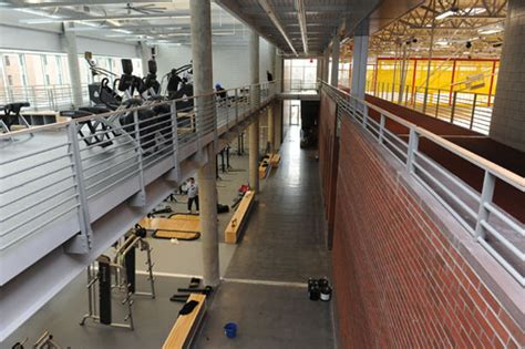 State Gym construction is in the home stretch | Inside