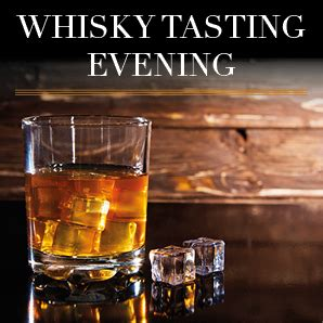Whisky Tasting Event - Camp Simcha