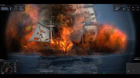 Naval Action - Constitution Massive Explosion !! - YouTube