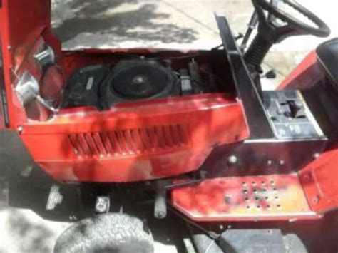 Craiglist Score, 1996 MTD Garden Tractor with high and low