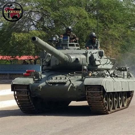 Venezuelan Army has disclosed some details of its AMX-30