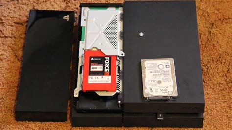 How To Upgrade the PlayStation 4's (PS4) Hard Drive to SSD