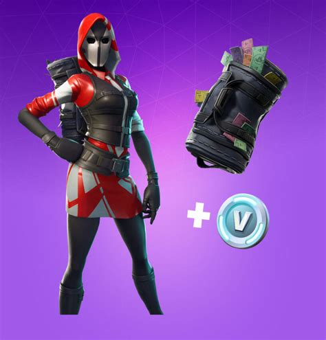Fortnite The Ace Skin - Character, PNG, Images - Pro Game