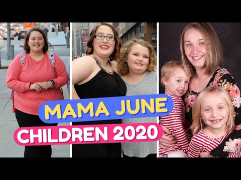 Honey Boo Boo's mother shows off slimmer features in