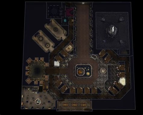 Mod The Sims: Ministry of Magic Home by huso1995 • Sims 4