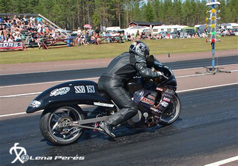 A warm, fast and sunny race weekend at Tallhed Raceway