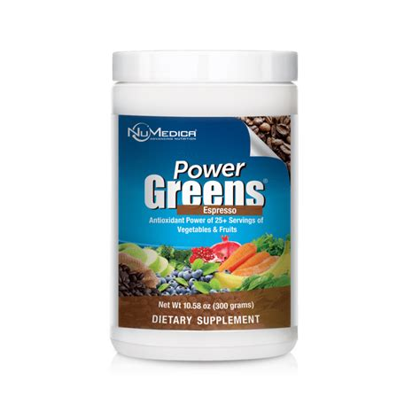 Power Greens – Alive + Well Supplements