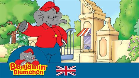 Benjamin the Elephant - Trailer for animation series from