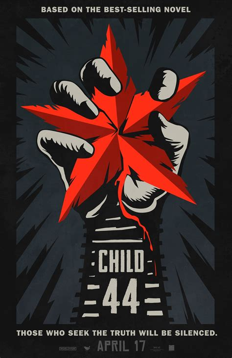 A Cool And Promising New Poster For Tom Hardy's CHILD 44!!