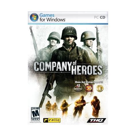 Company of Heroes Cheats, Easter Eggs and Trainers