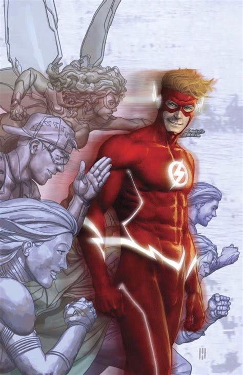 Wally West screenshots, images and pictures - Comic Vine
