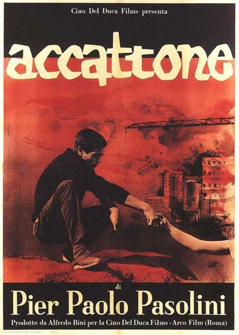 Accattone Movie Posters From Movie Poster Shop