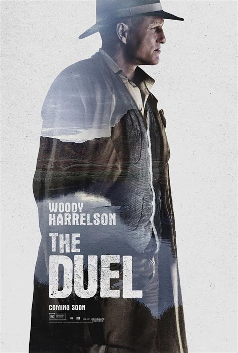 The Duel (2016) Poster #1 - Trailer Addict