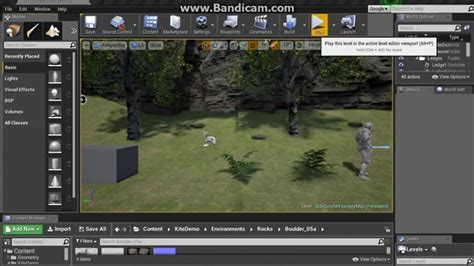 Unreal Engine 4 - Absolute Beginner Tutorial - Part 1a