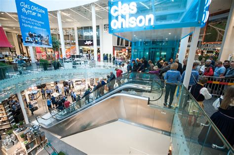 Clas Ohlson store in Helsingborg, Sweden, has opened in