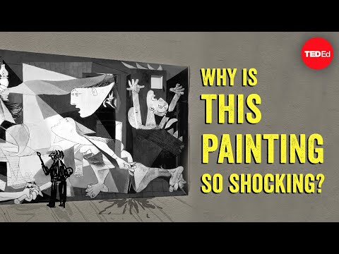 The Horrible Inspiration Behind One of Picasso's Great