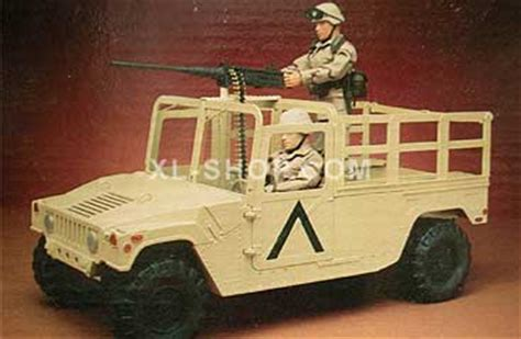 21st Century - 1/6 scale The Ultimate Soldier M998 Cargo