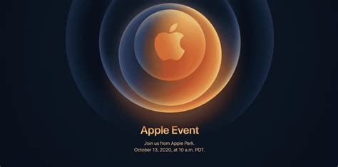 iPhone 12 event, 'Hi, Speed' set for October 13