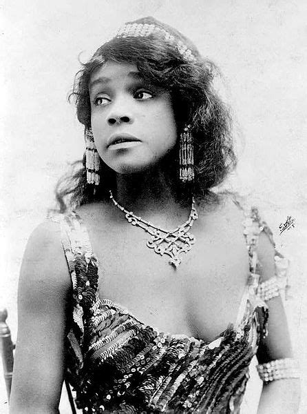 Aida Overton Walker: Glamour on The Stage – a century ago