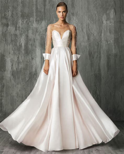The Complete Guide To Wedding Gown Fabrics - Make Happy