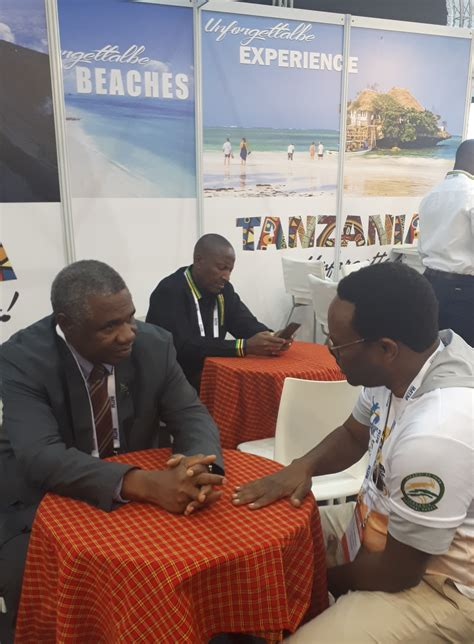 Tanzania arrived in numbers to IMTM 2020 — Embassy of