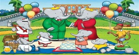 Babar - Cast Images   Behind The Voice Actors
