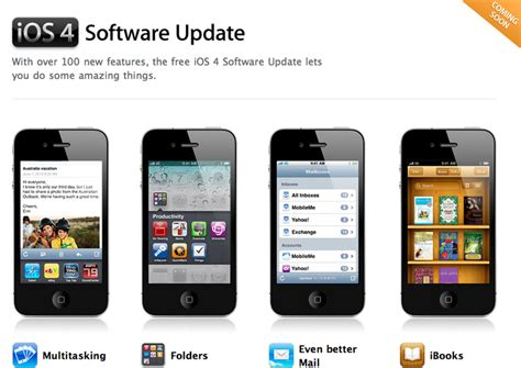 iOS 4 device compatibility - can your iPhone and iPod