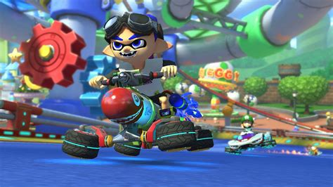 Mario Kart 8 Deluxe Announced For Nintendo Switch | Gaming