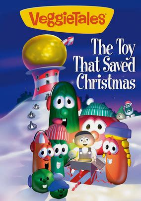 VeggieTales: The Toy That Saved Christmas (1996) for Rent