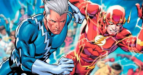 5 Ways Flash & Quicksilver Are Completely Different (& 5