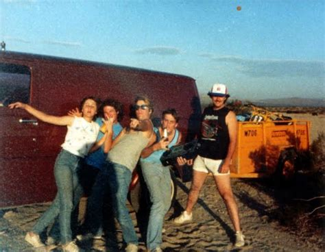 Candid Snapshots of Teenagers in the 1980s ~ vintage everyday