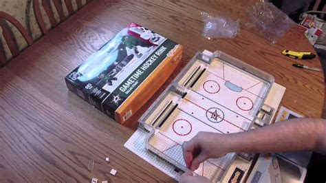 Oyo Gametime Hockey Rink Build and Review - YouTube