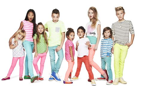 Spring colours for the kids   Lindex Group