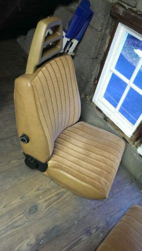 Sell used Front Bucket Seats of Volvo 240 Wagon in
