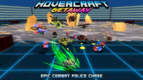 Hovercraft: Getaway for Android - APK Download