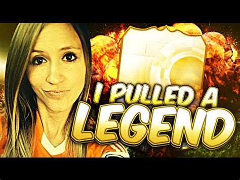 OMFG!! OMFG !! I PACKED TWO LEGENDS!!! HOLY MOLY!!! - YouTube