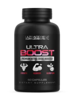 The Lowdown on UltraCore Supplements Ultra Boost: Does it