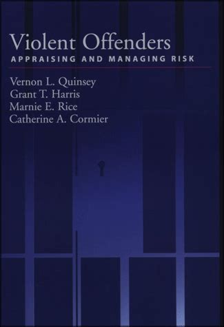 Violent Offenders: Appraising and Managing Risk