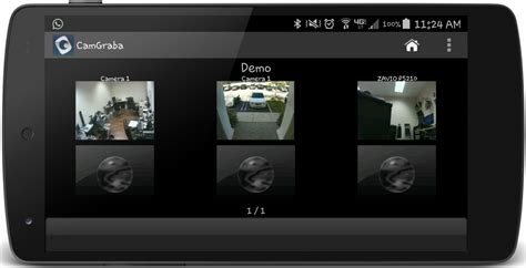 IP Camera Android App, Android Video Surveillance App