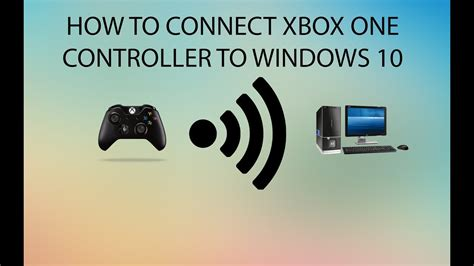 How to connect XBOX One controller to Windows 10 via