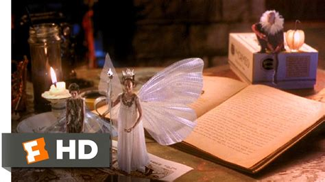 FairyTale: A True Story (9/10) Movie CLIP - A Visit from