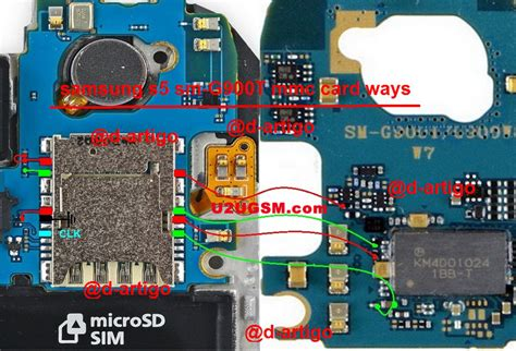 Samsung Galaxy S5 G900T Memory Card Not Working Problem
