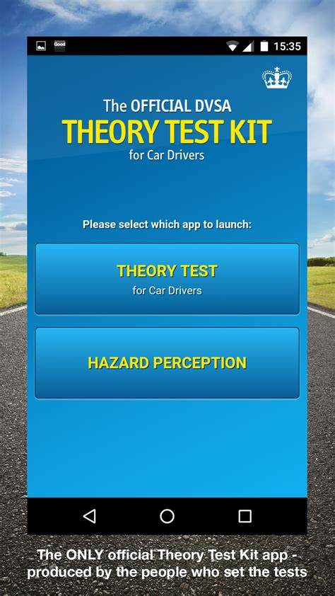Official DVSA Theory Test Kit: Amazon