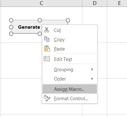 Excel QR Code Generator VBA from Cells, Source Codes