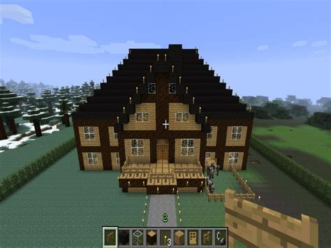 Modern Minecraft House Cool Big Minecraft Houses, cool